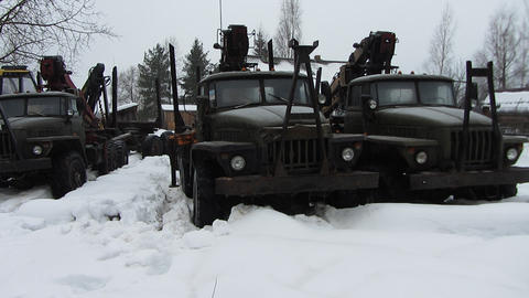 Timber Trucks 1