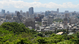the city in Kaohsiung - Taiwan Live影片