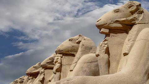 Karnak Tempel UHD Footage