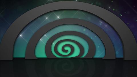 Entertainment TV Studio Set 39-Virtual Background Loop Footage