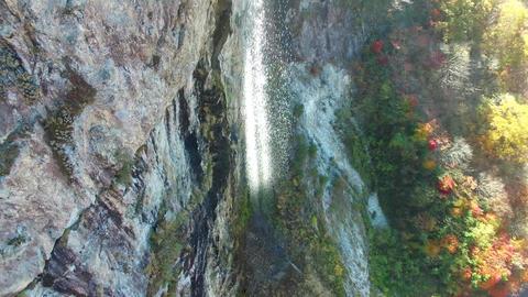 Autumn of Gancheonsan Mountain, Sunchang, Jeollanamdo, South Korea, Asia Live Action