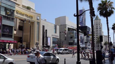 Dolby Theatre Academy Awards Hollywood Boulevard Los Angeles California USA Footage