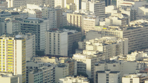 Afternoon pan of urban Rio Archivo