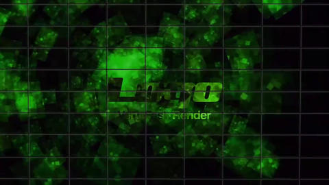 LED Multiscreen Logo Reveal After Effects Template