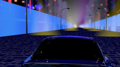 Autocar Animation