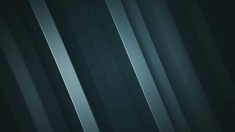 Diagonal gray lines seamless loop 3D render animation Animation