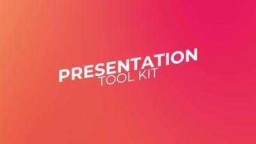 Presentation - Tool Kit Premiere Proエフェクトプリセット
