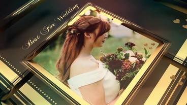 Weddings Slideshow After Effects Template