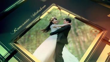 Weddings Slideshow After Effectsテンプレート