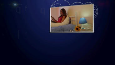 Studio letters project Plantilla de After Effects