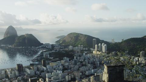 RIO DE JANEIRO, BRAZIL - JUNE 23: Slow motion, walls w/ painting on June 23, 201 Footage