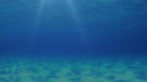 Underwater Background Stock Video Footage