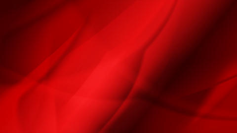 Abstract dark red flowing waves video animation Animation