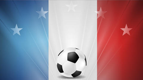 European Football Championship video animation Animation