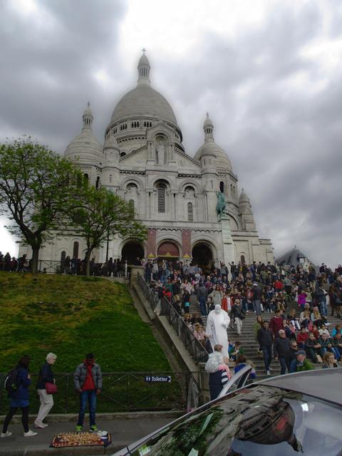 The Sacre Coeur Basilica フォト