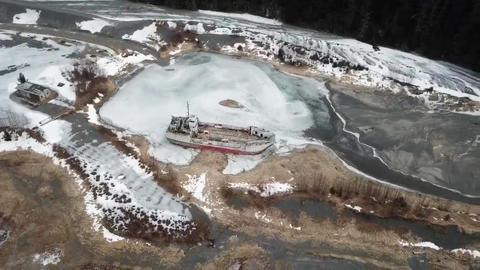 Boats In Alaska 0