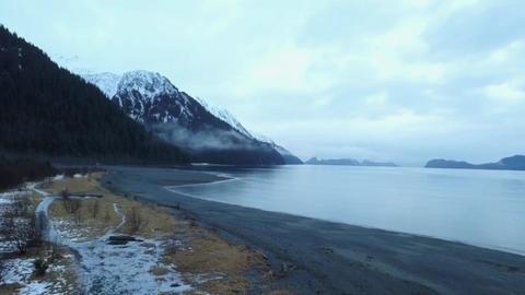 Winter Wilderness Views