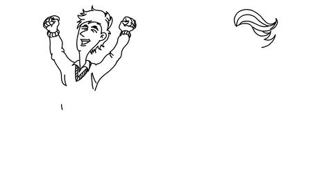 Jump for Joy, Stock Animation