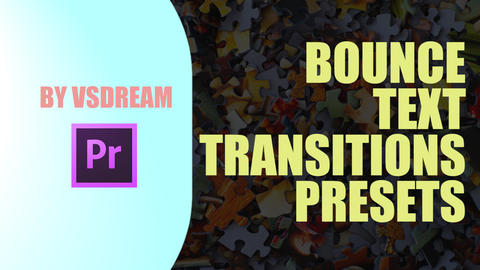Text Transitions Pack 1