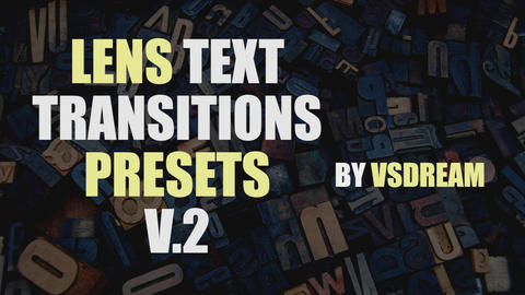 Text Transitions Pack 2