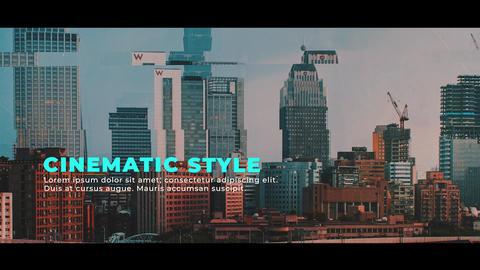 Epic Glitch Slideshow Premiere Pro Template