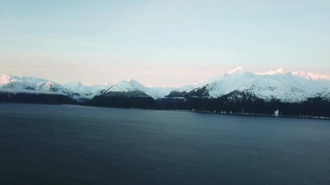 Fiords in Alaska Live Action