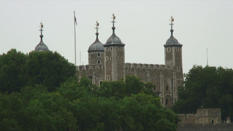 Tower of London in England Live Action
