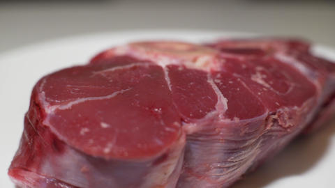 Beef Meat Stock Video Footage