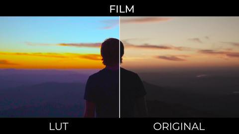 Film Look LUTs Presets v 2 Premiere Pro Template