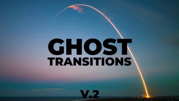 Ghost Transitions V 2 Presets Premiere Pro Template