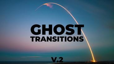 Ghost Transitions V 2 Presets Premiere Proテンプレート