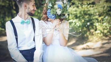 Wedding slideshow / Elegant & luxury After Effects Template