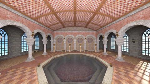 A palace GIF