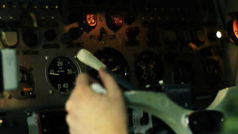 APC cabine Stock Video Footage