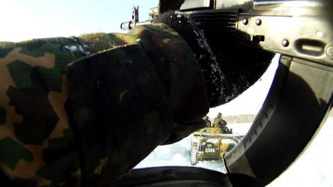 SWAT Stock Video Footage