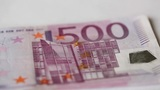 500 euromoney Stock Video Footage