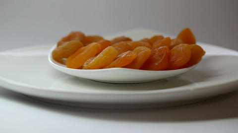 dried fruit Stock Video Footage