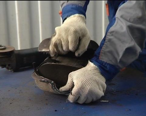 Automotive catalyst Stock Video Footage