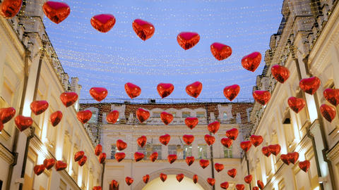 Happy Valentines Day concept ビデオ