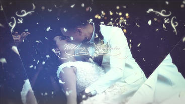 Wedding Romantic Slideshow After Effects Template