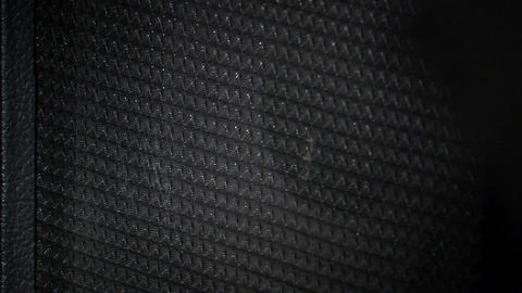 Guitar amp speaker vibrating Footage