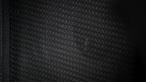 Guitar amp speaker vibrating Footage