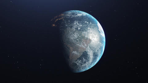 [alt video] Real earth