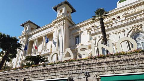 Casino Municipale Of San Remo In Liguria ビデオ