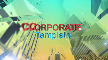 Corporate Show After Effects Template