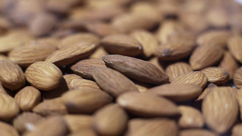 Almonds Stock Video Footage