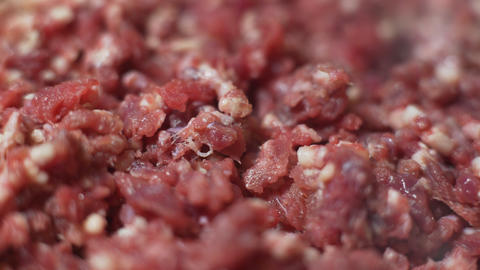 Minced Beef Footage