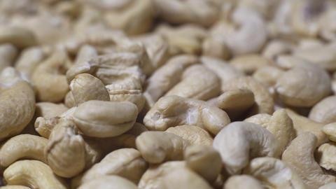 Cashew Kernels Stock Video Footage