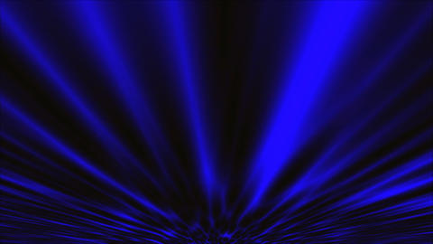 Brilliant indigo Northern Lights streak against an inky sky Footage