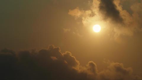 Sunrise timelapse ビデオ